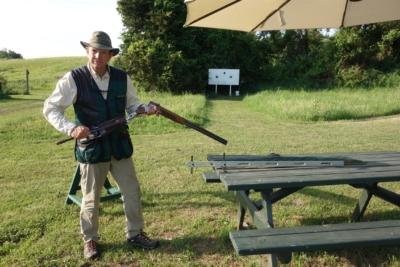 Shotgun gun fitting