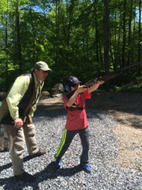Youth Shooting Lessons