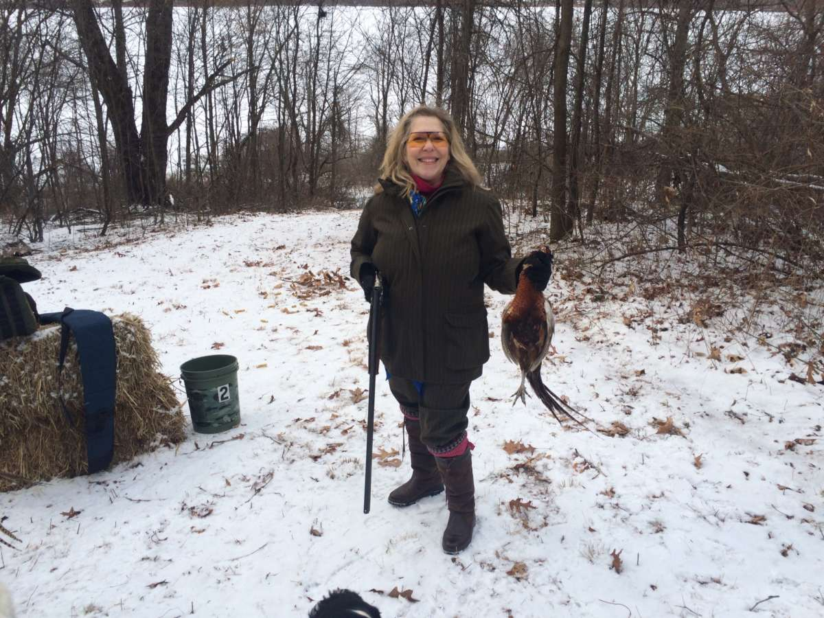 Pheasant Hunting New York
