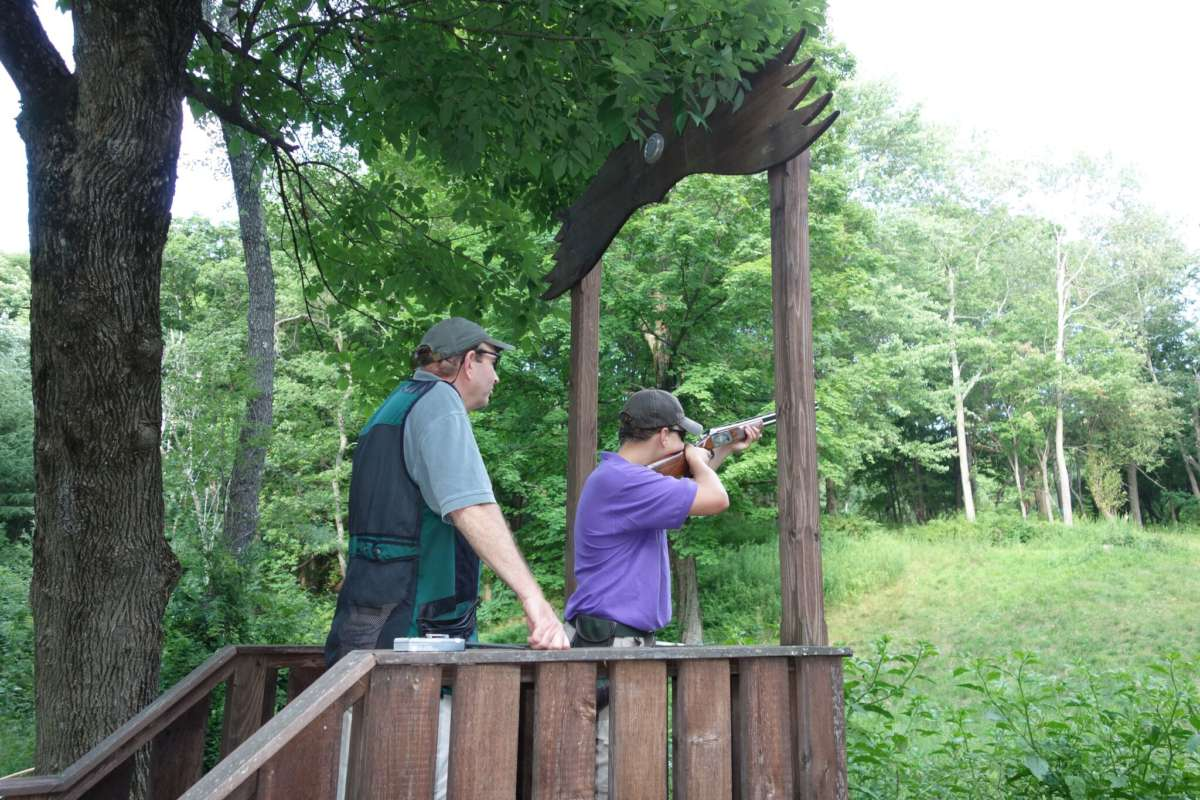 Shooting Lessons Keith Lupton